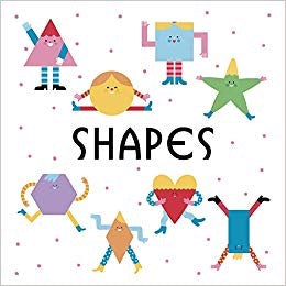 shapes: bath book