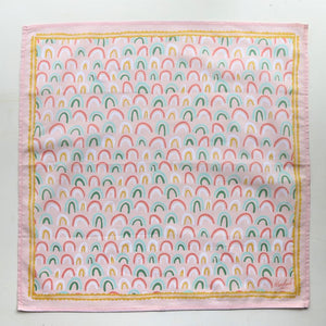 No. 047: Rainbows bandana