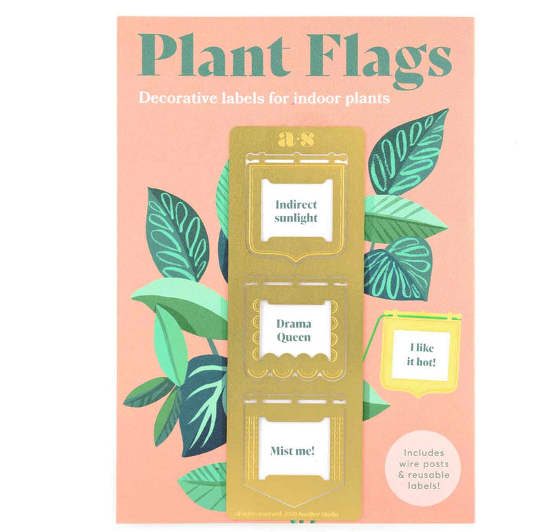 House Plant Flags
