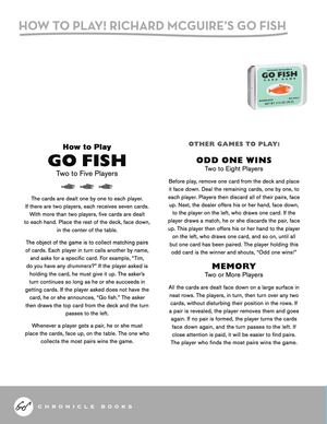 Go Fish: Card Game