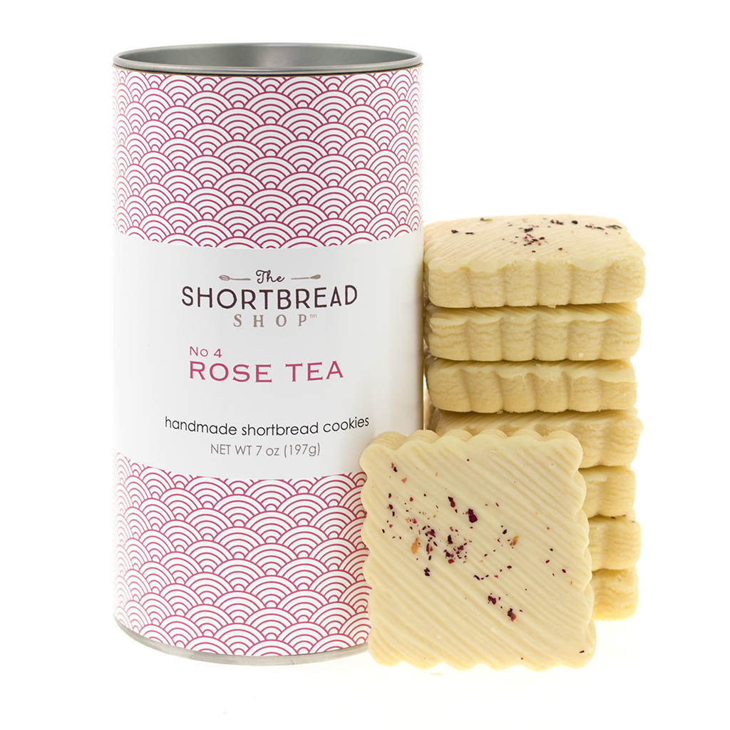 Rose Tea No.04: shortbread