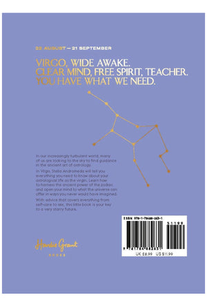 VIRGO: astrology book