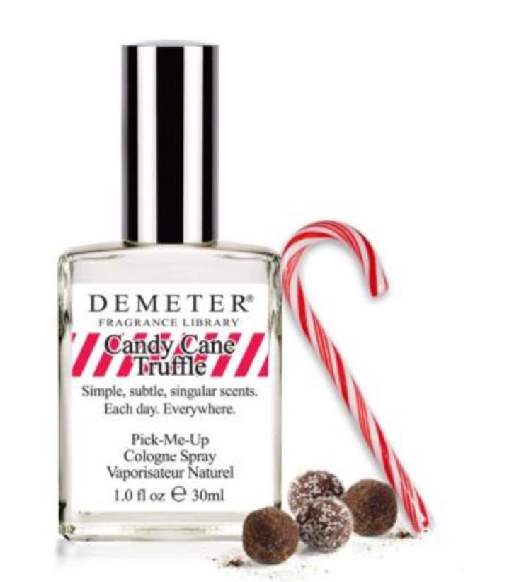 Candy Cane Truffle: Demeter Cologne Spray