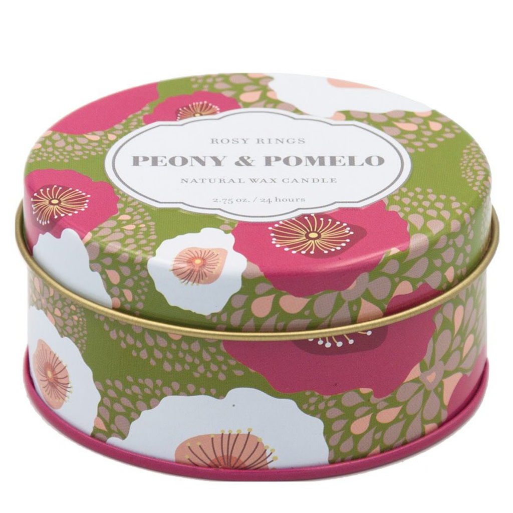 Peony & Pomelo Travel candle
