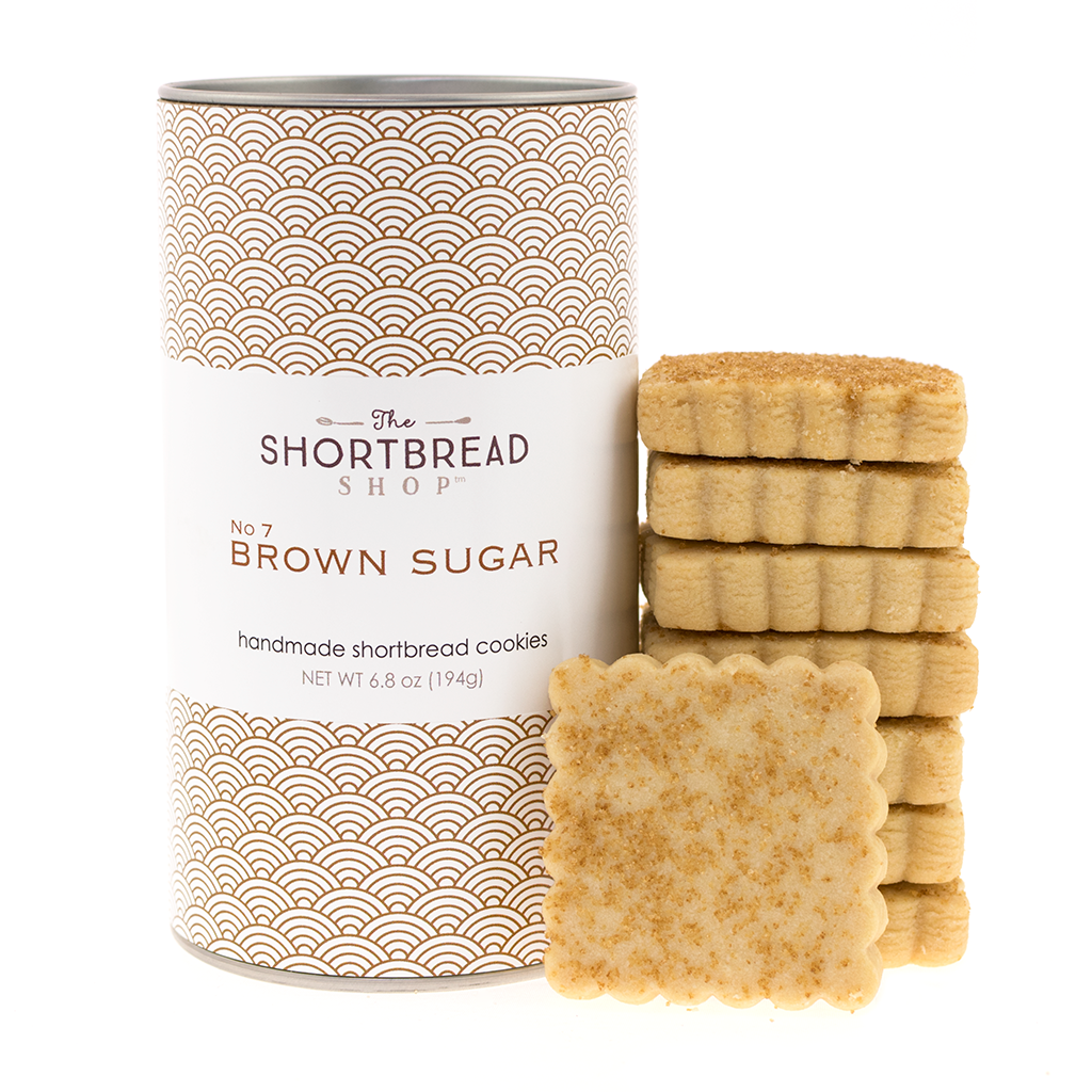 Brown Sugar No.07: shortbread