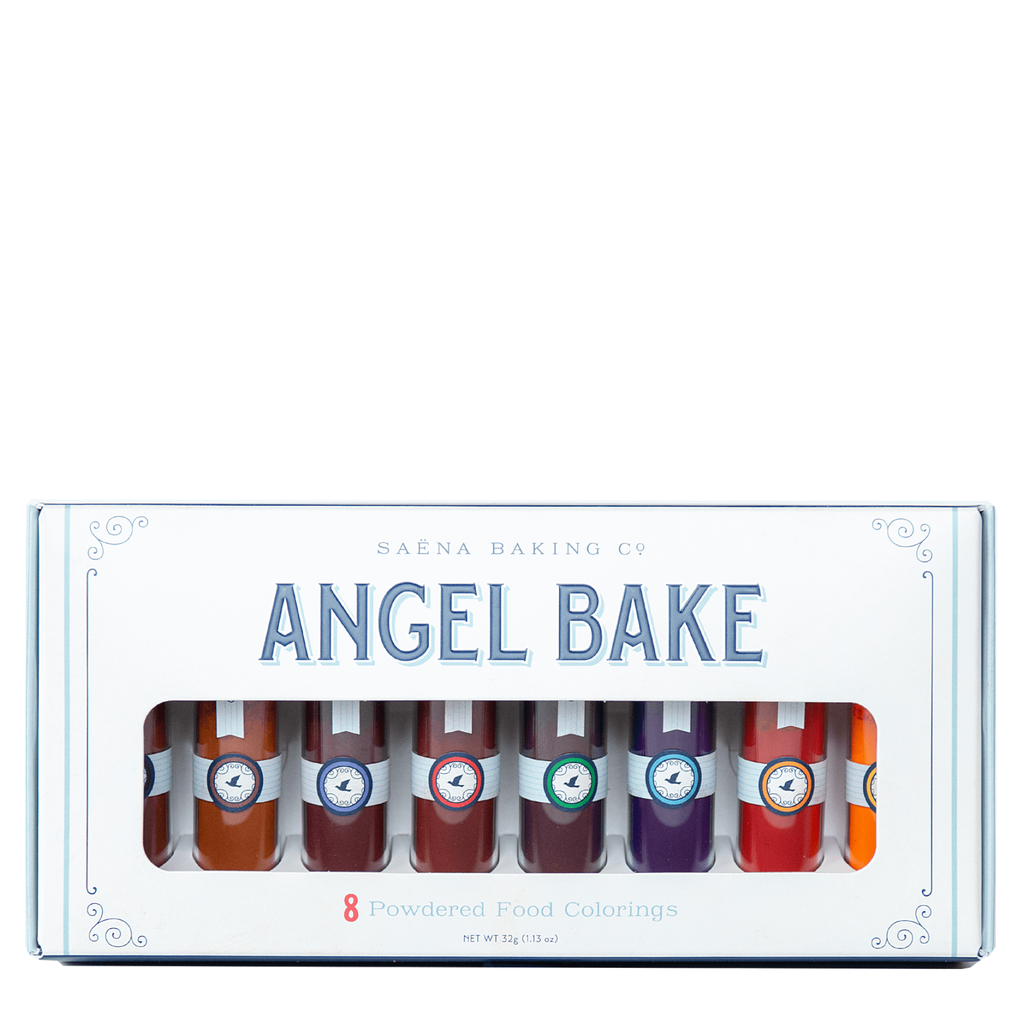 Angel Bake Powdered Food Coloring Kit