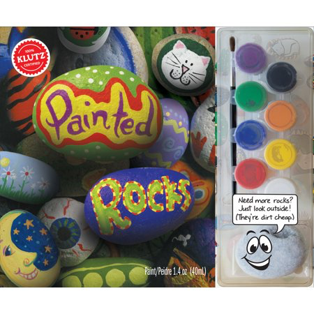 Painted Rocks : klutz