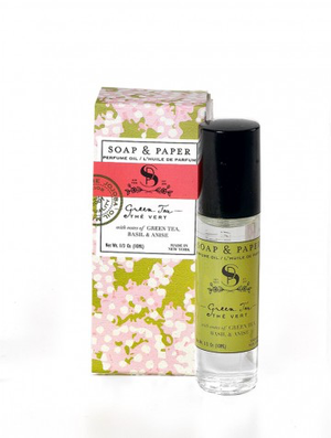 soap & paper perfume roller ball