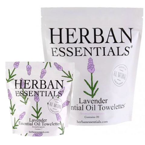 Herban Essentials: Lavender Wipes