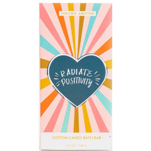 Radiate Positivity Rainbow Bath Bar
