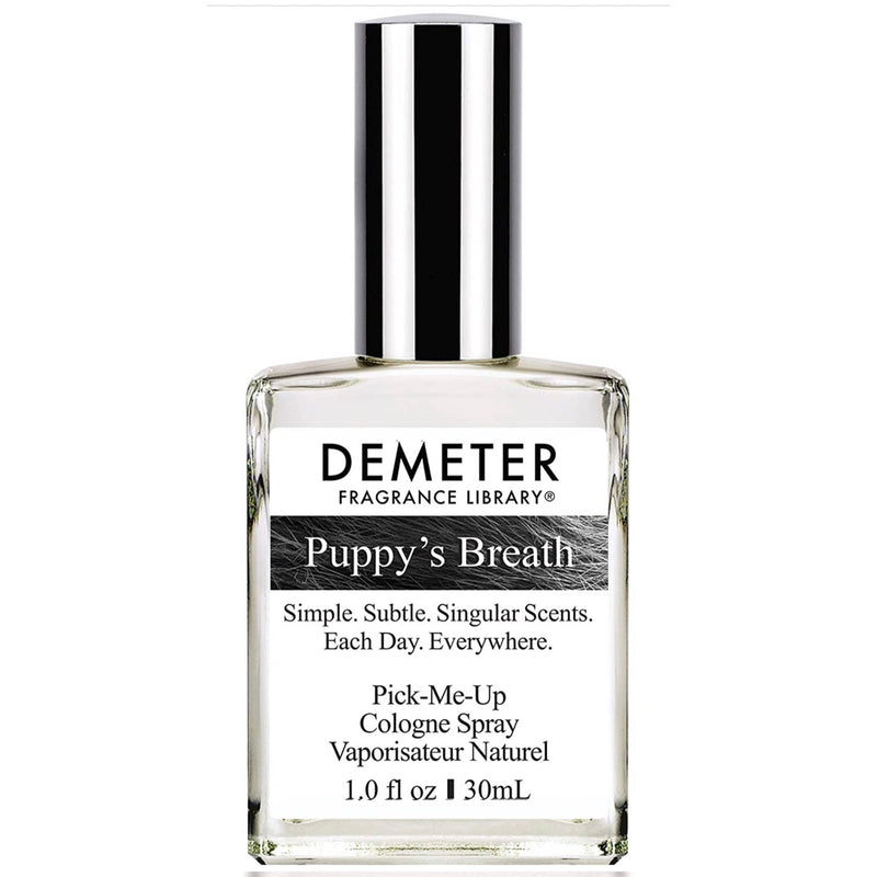 Puppy breath : Demeter Cologne Spray