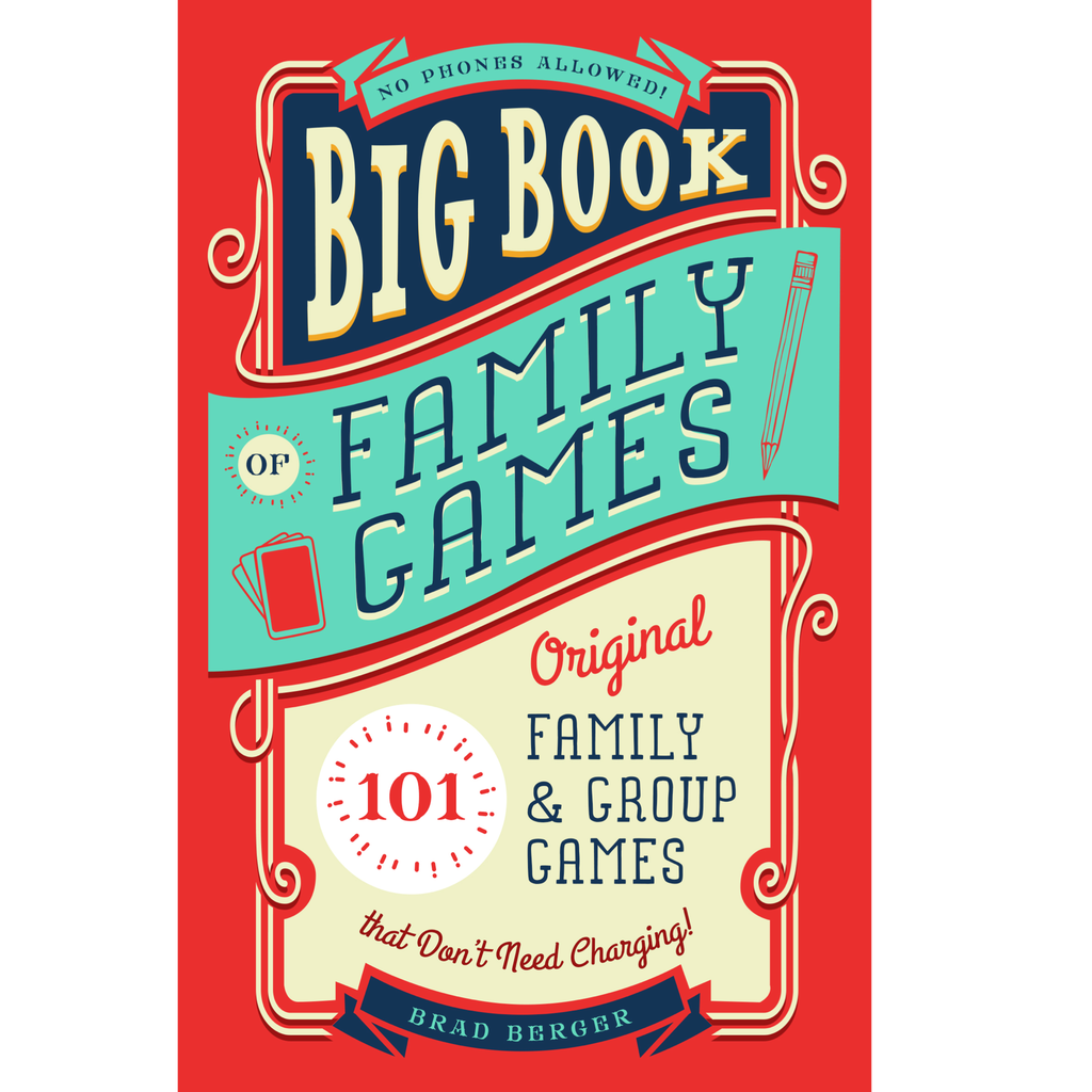 The Big Book of Family Games