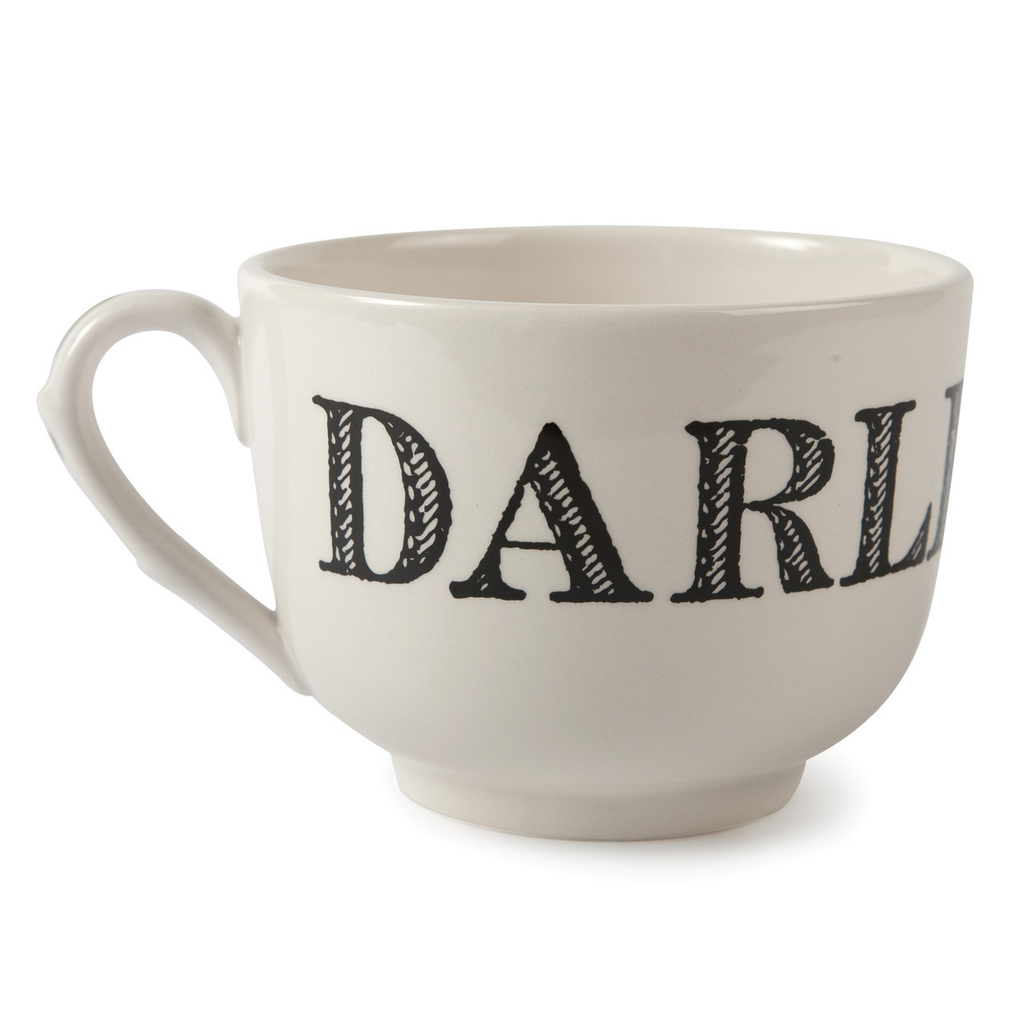 grand cup:  DARLING