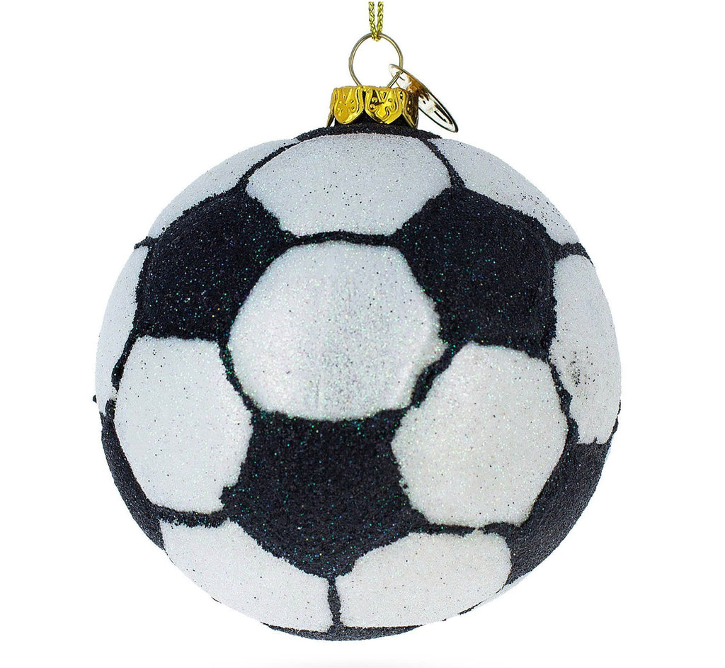 Soccer ball ornament