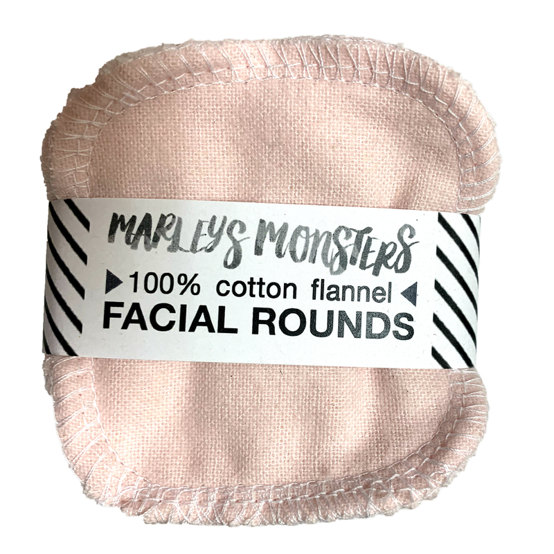 blush: 20 FACIAL ROUNDS