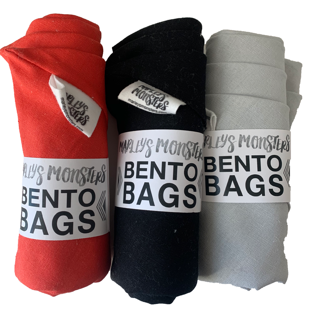 Linen Bento bag bundle