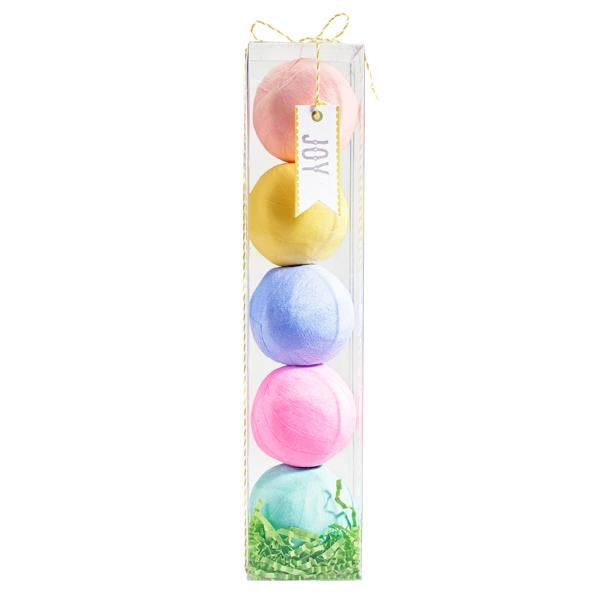 5 Mini Pastel Surprize Ball gift pack