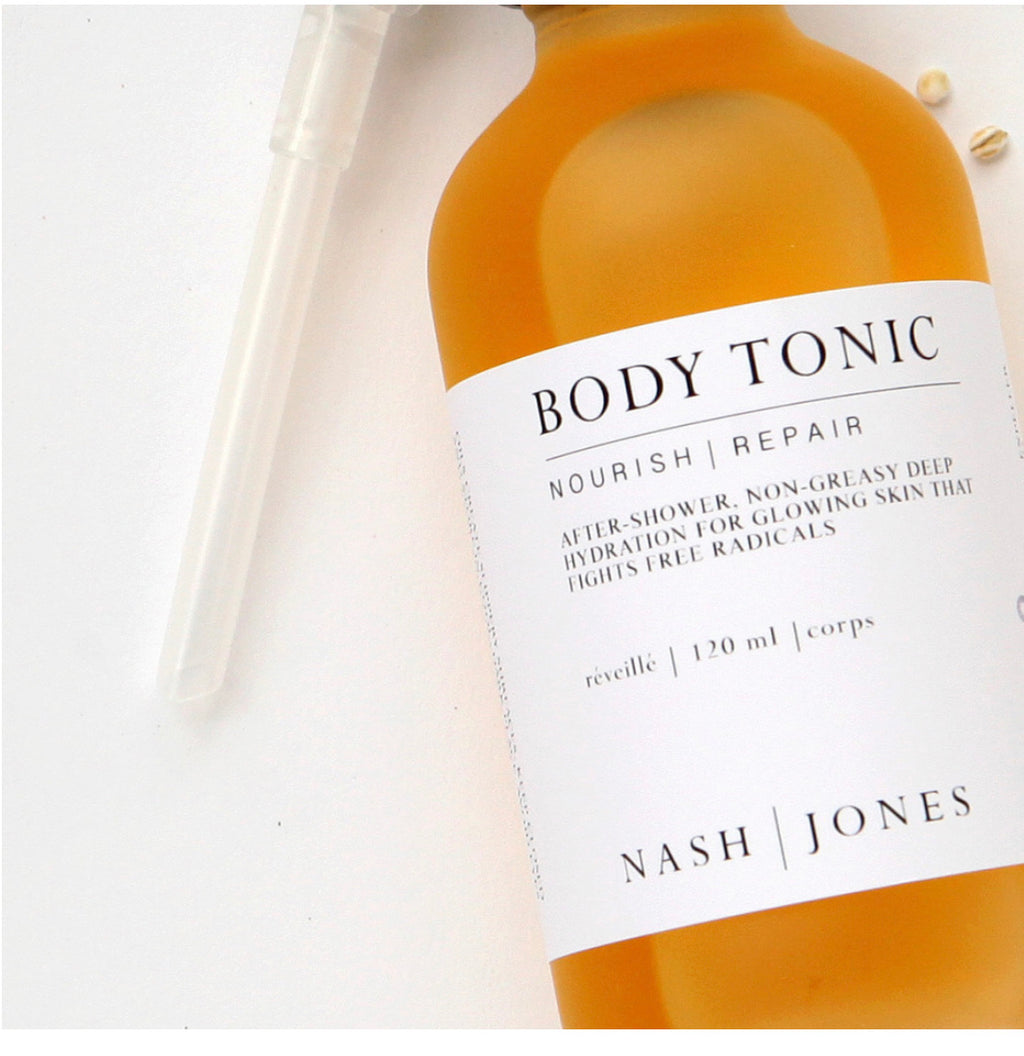Body Tonic- Nash Jones