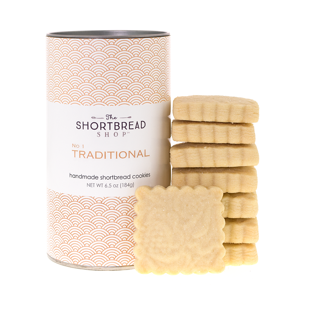 Traditional No.01: shortbread