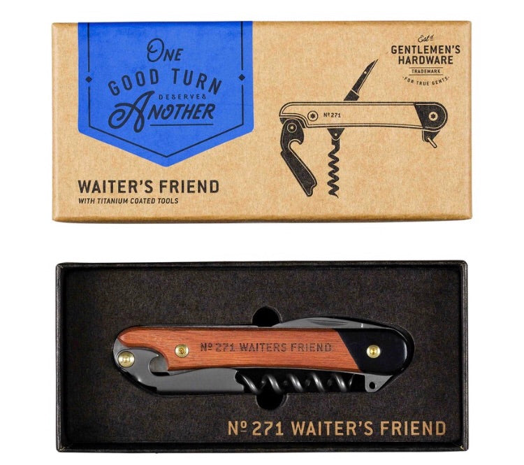 Waiter's Friend pocket knife