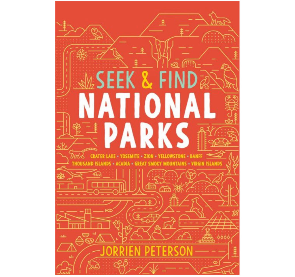 Seek & Find Nation Parks