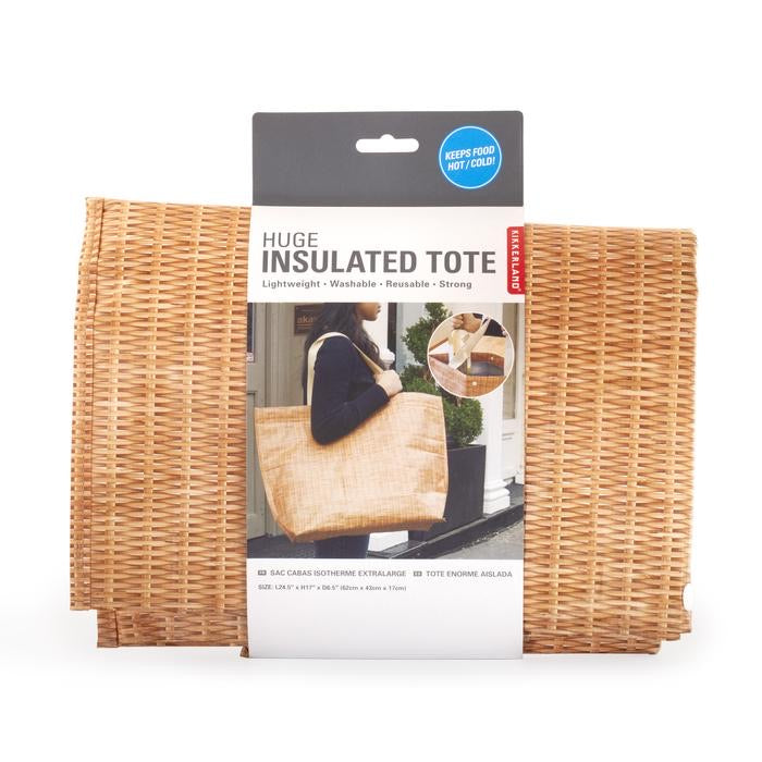 Huge : Insulated tote