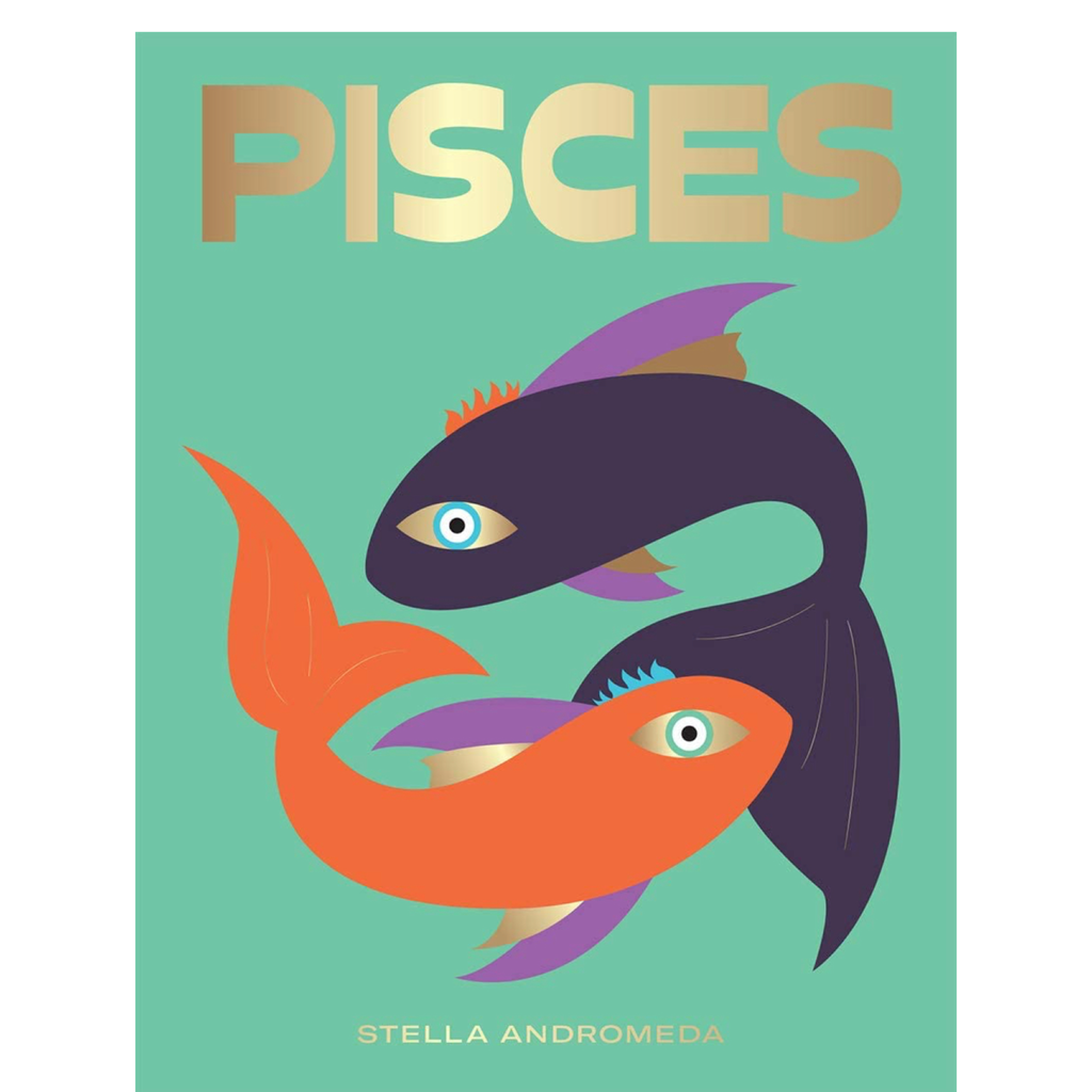 PISCES: astrology book
