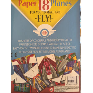 make your own paper planes