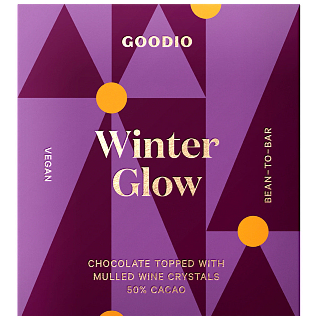 Holiday Glow: Goodio Chocolate Bar