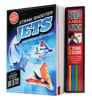 Straw Shooter Jet Single: Klutz