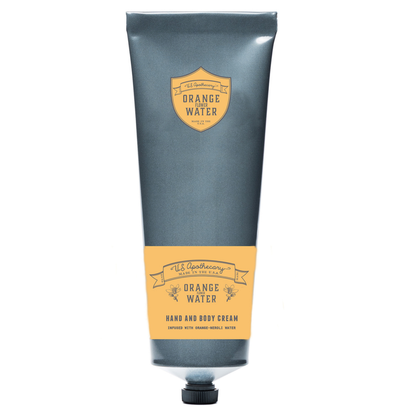Orange water hand/body lotion