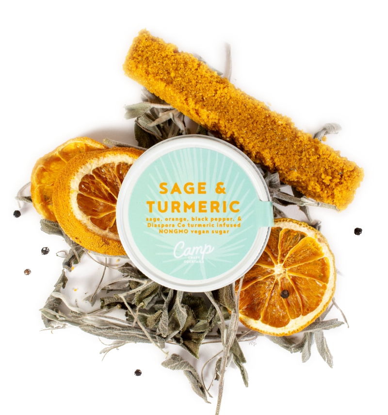 Sage Turmeric : Craft Cocktail Kit