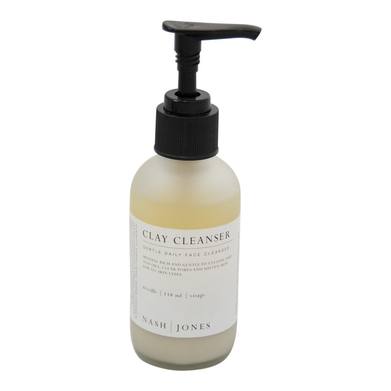 Clay Cleanser- Nash Jones