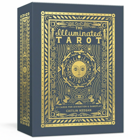 The Illuminated Tarot: 53 Cards for Divination & Gameplay