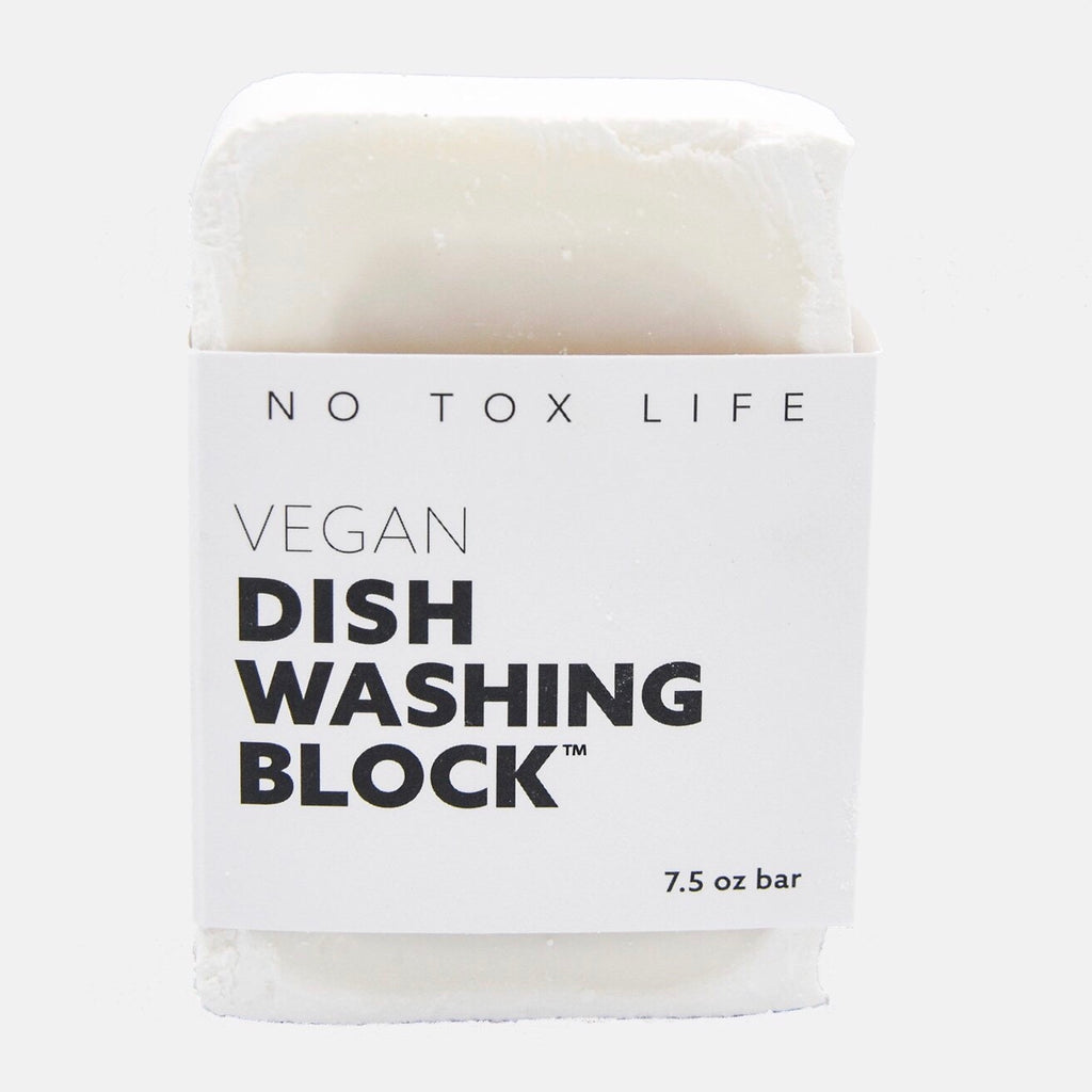 Zero Waste Dish Washing Block™ bar