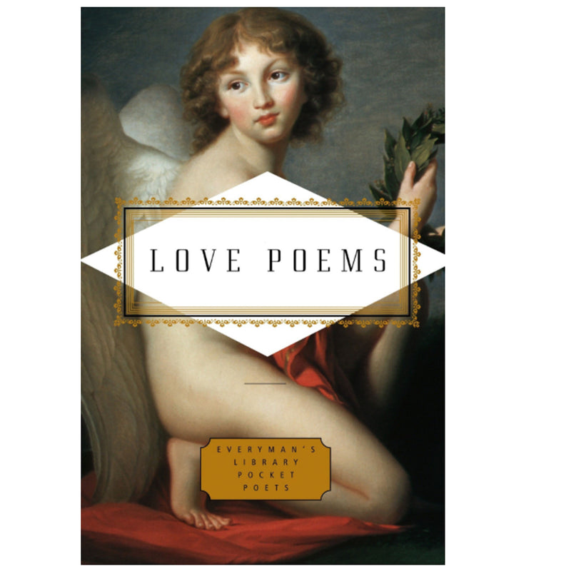 love poems: Everyman's series
