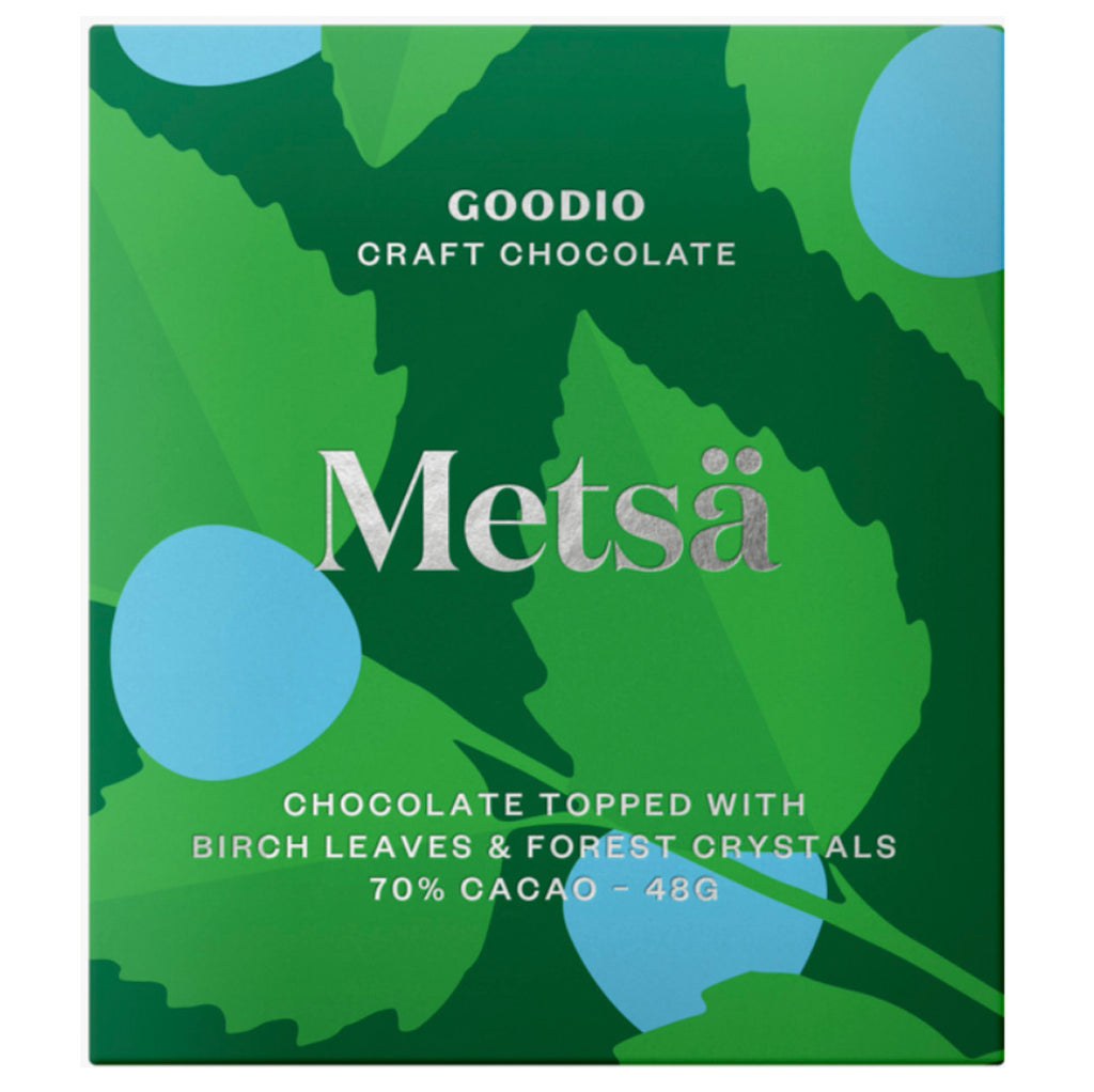 Metsa: Goodio Chocolate Bar