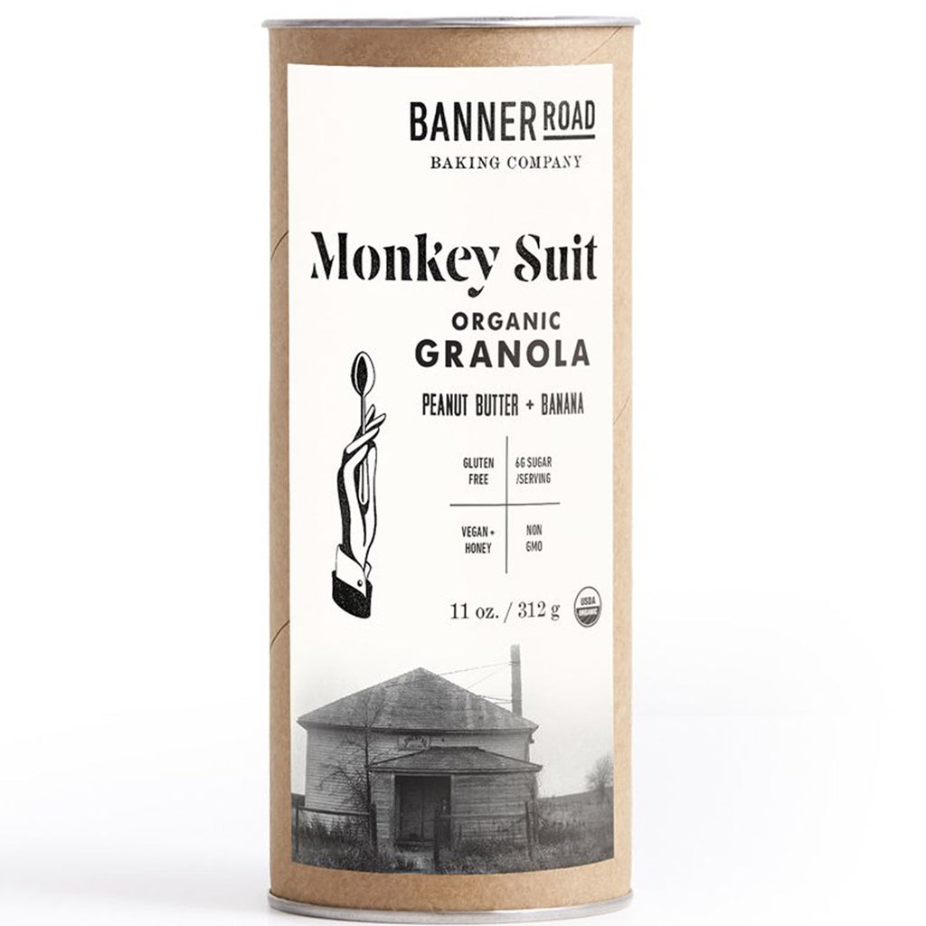 Monkey Suit Granola