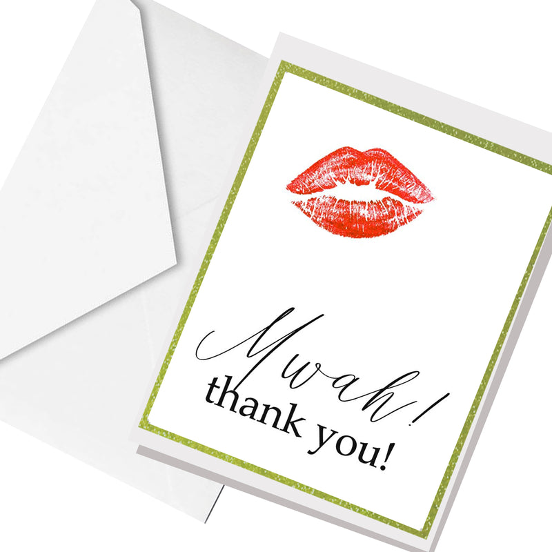 mwah.. greeting card