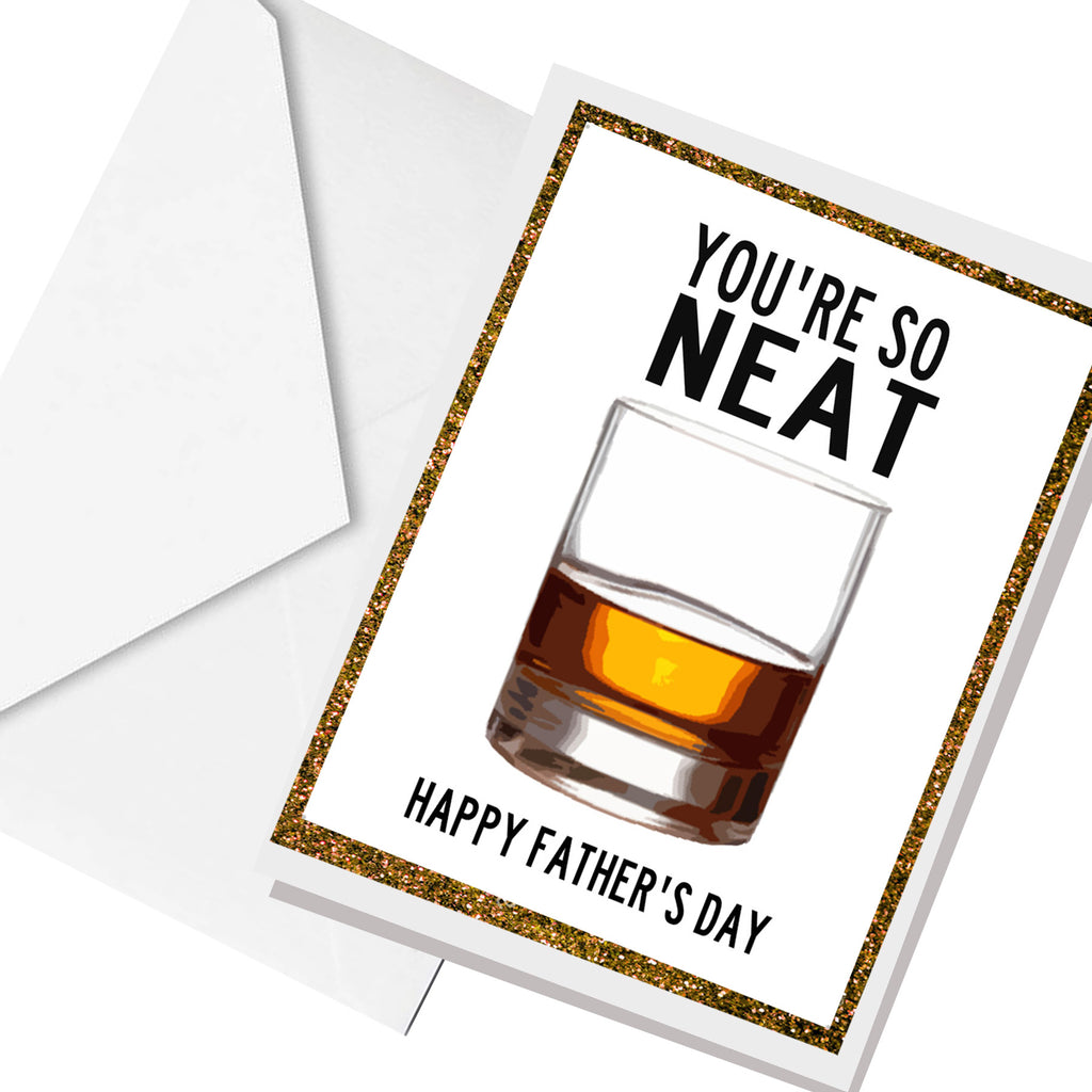 neat father's day... greeting card