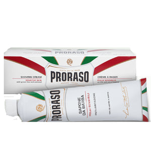 Sensitive: PRORASO:Shave Cream Tube: