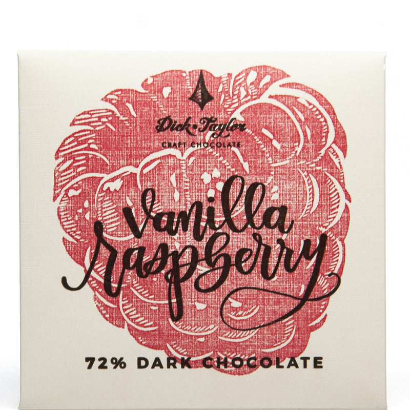vanilla raspberry bar