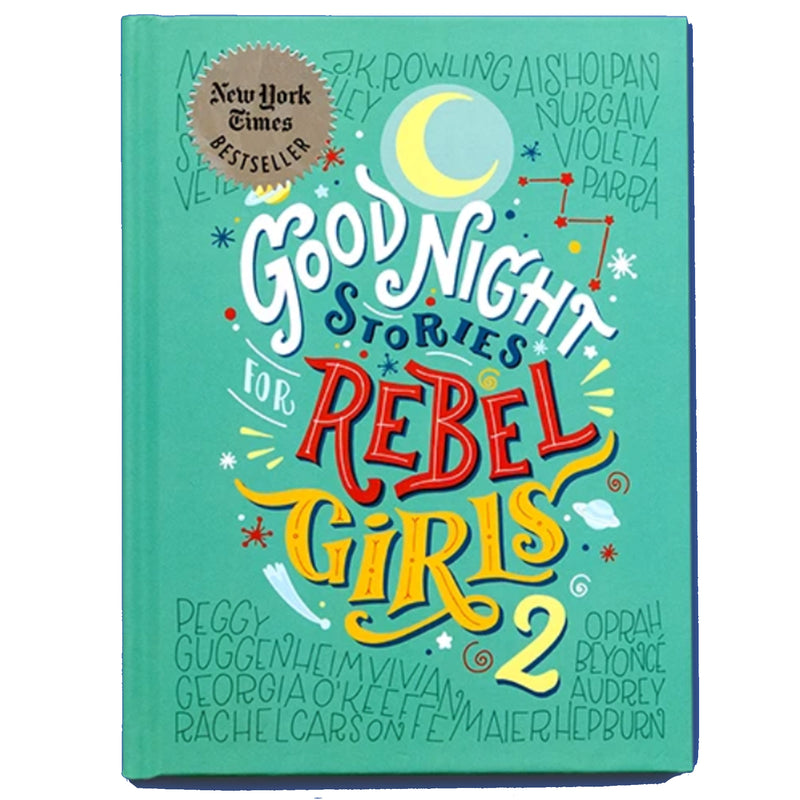 Good Night Stories for Rebel Girls (Vol. 2)