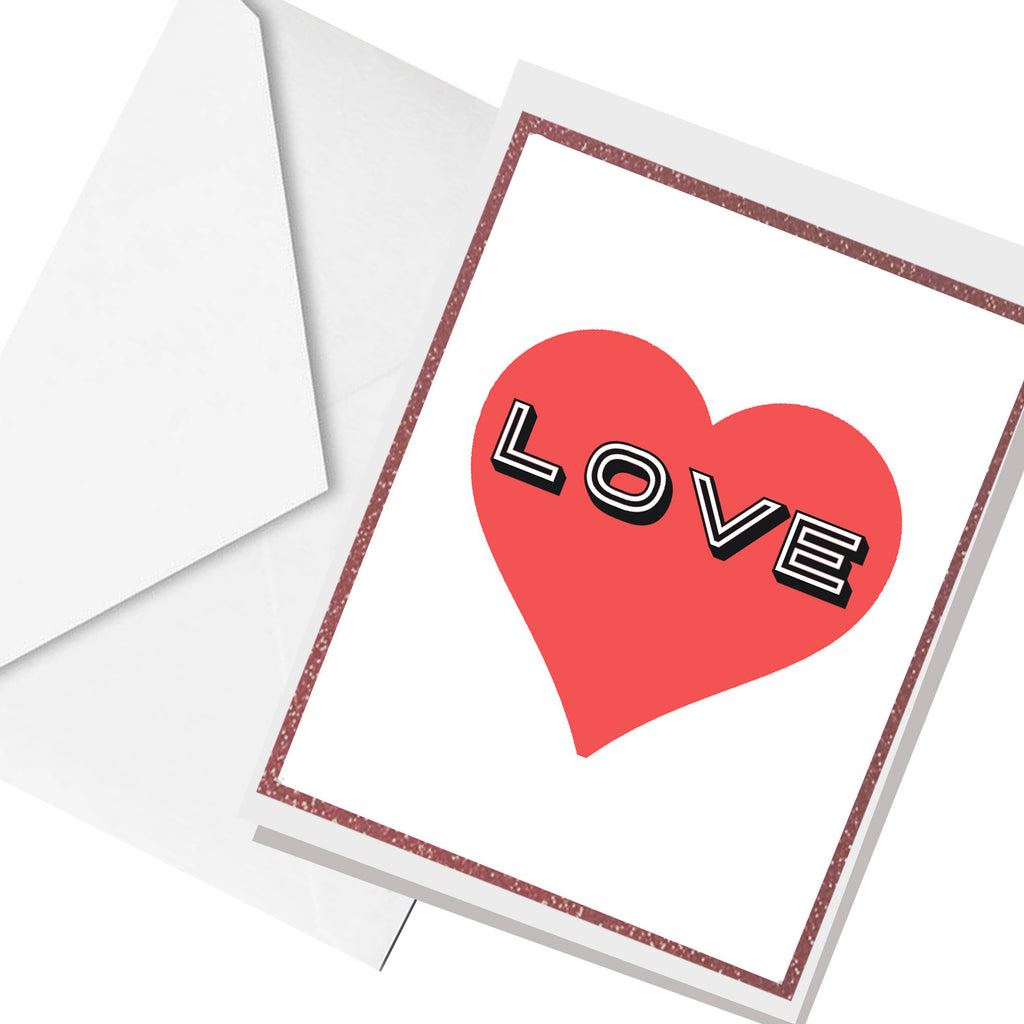 love... greeting card