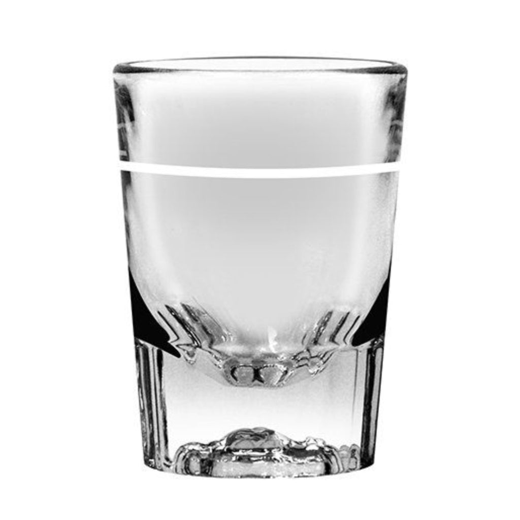 Libbey 2oz. Marked Shot Glass