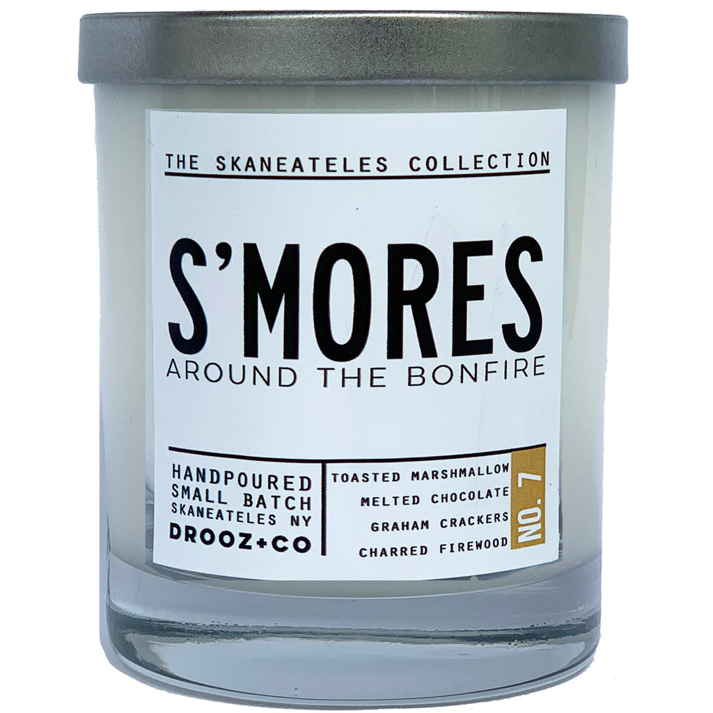s'mores around the bonfire: Skaneateles Collection