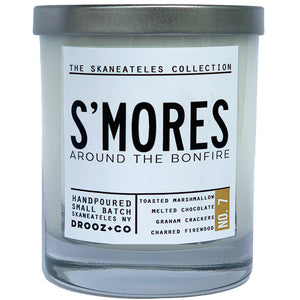 S'mores Around the Bonfire {Skaneateles Collection} DROOZ candle No.7