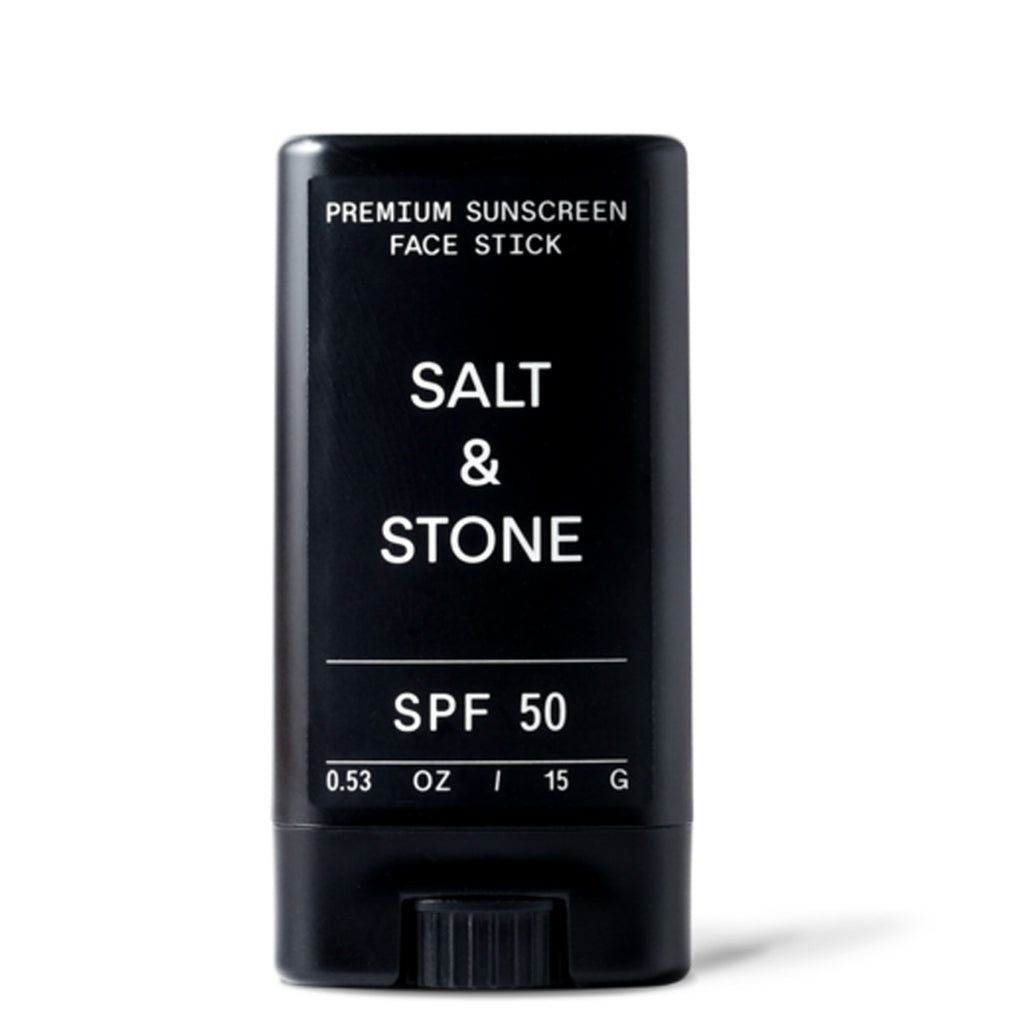 SPF 50 SUNSCREEN FACE STICK: salt & stone