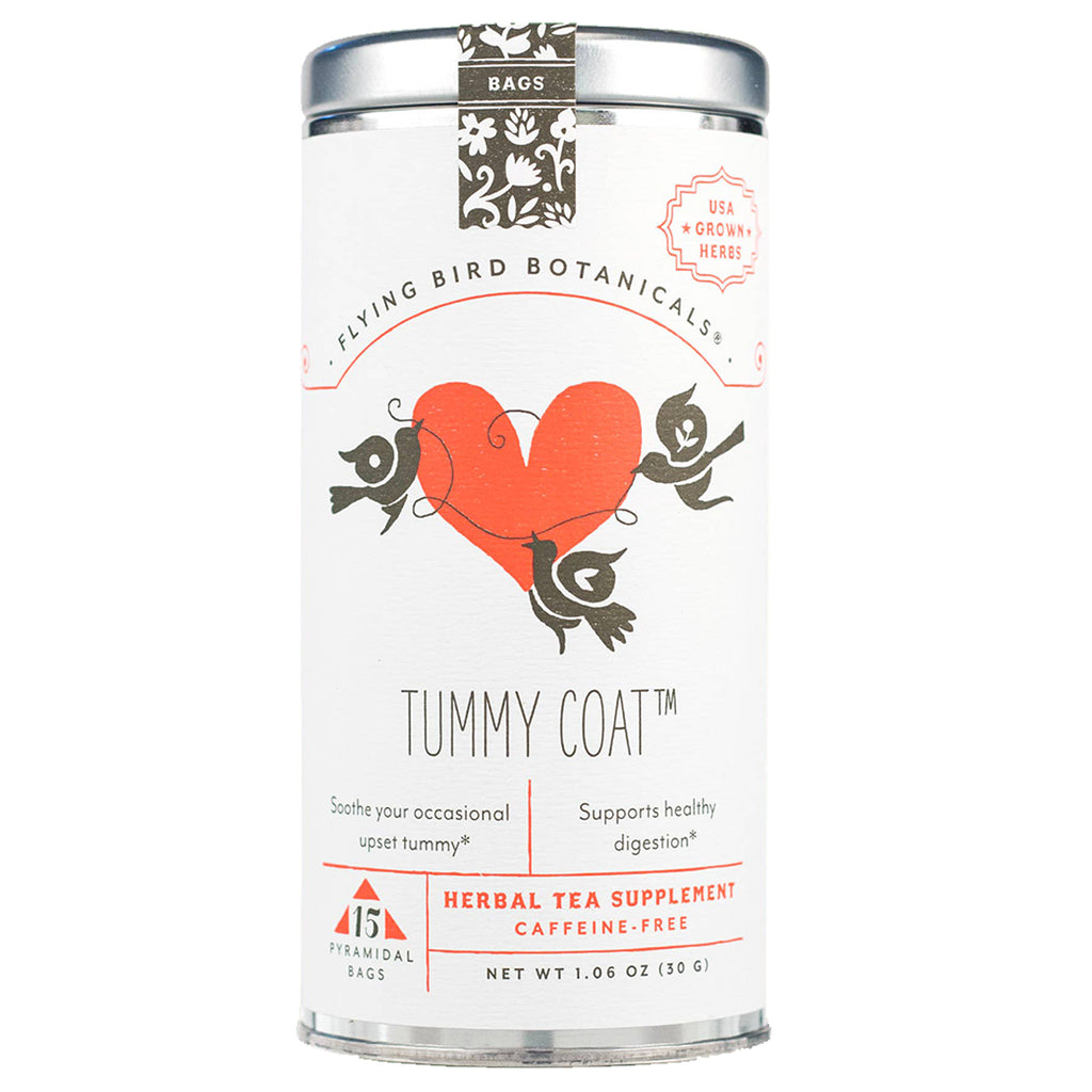 Tummy Coat Tea
