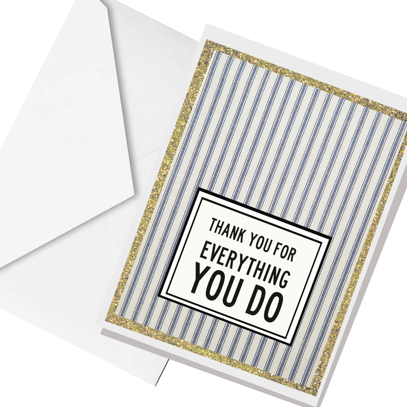 thank you  ... greeting card